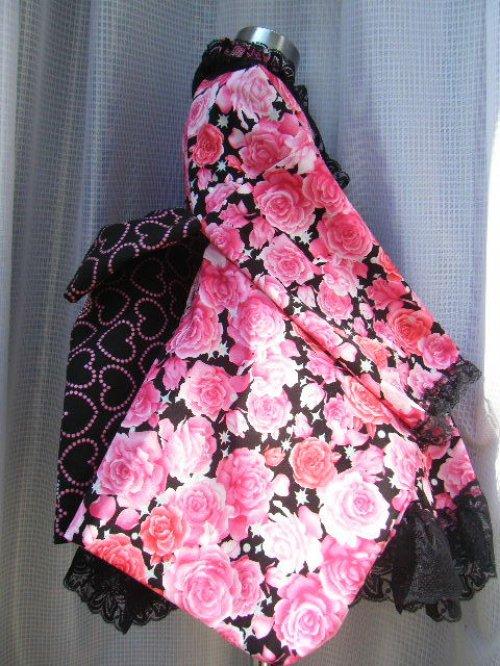 他の写真2: ゴスロリ着物ドレス(浴衣)